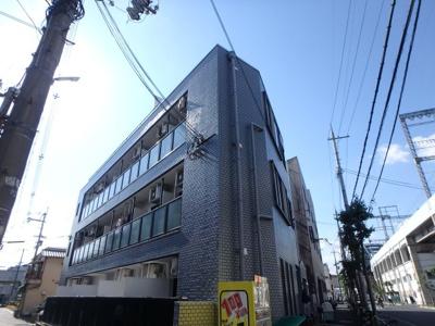 【外観】キューブ東大阪