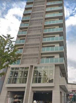 【外観】環状線「芦原橋」駅1分と立地の良い1階 約98.95坪!店舗・事務所