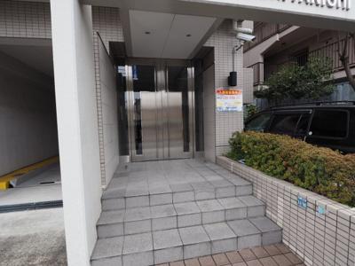 【エントランス】エステムコート芦屋西