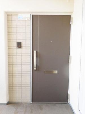 【玄関】津々山台第二住宅