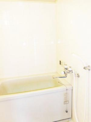 【浴室】津々山台第二住宅