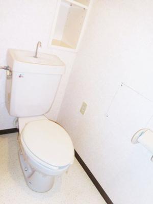 【トイレ】津々山台第二住宅