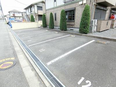 【駐車場】クレールみゆき