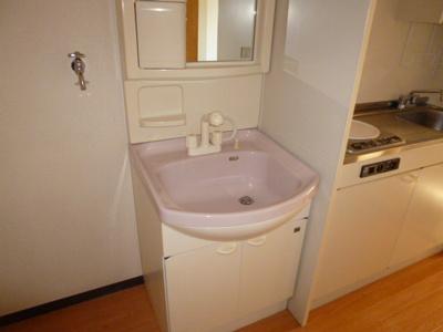 【独立洗面台】ガーディニアシティ・セントラル