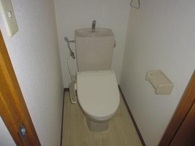 【トイレ】ガーディニアシティ・セントラル