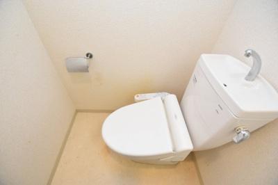【トイレ】エステムプラザ難波WESTリバークロス