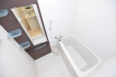 【浴室】エステムプラザ難波WESTリバークロス