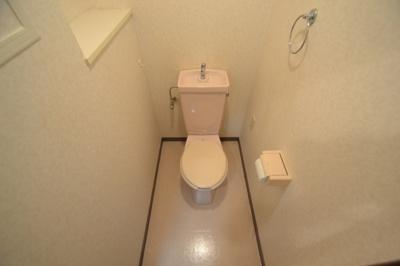 【トイレ】第3大森マンション