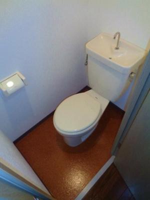 【トイレ】リバティ針中野