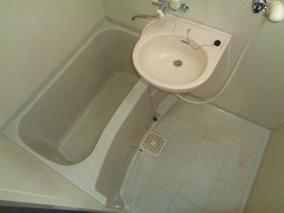 【浴室】リバティ針中野