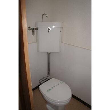【トイレ】大木荘
