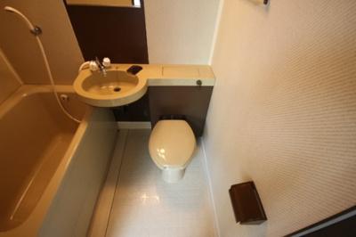 【トイレ】グリーンノート六甲