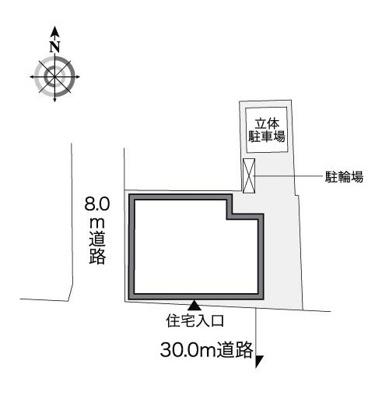 【地図】Flat横浜青木町