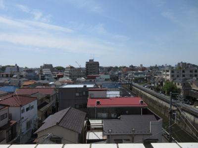 【展望】アゼスト板橋Ⅱ