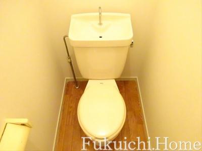 【トイレ】パークフロント南台