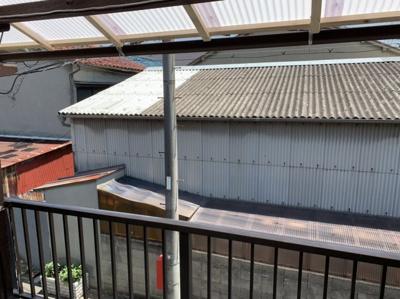 【展望】矢田7丁目10-1連棟貸家