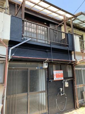 【外観】矢田7丁目10-1連棟貸家