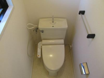 【トイレ】マリンクレール御影