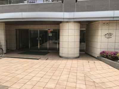 【エントランス】マレヴィラージュ梶ヶ谷