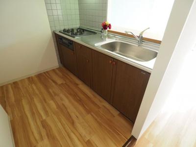 【キッチン】ワコーレプラザ青木