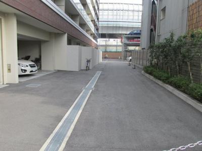 【駐車場】ワコーレ深江駅前ガーデンズ