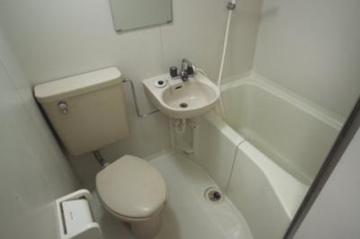 【浴室】パレTOHO平沼
