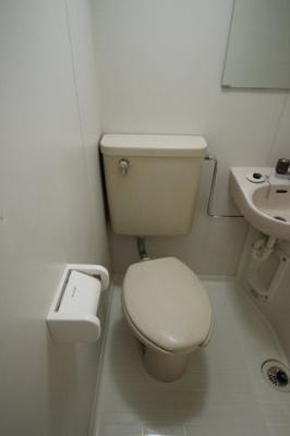 【トイレ】パレTOHO平沼