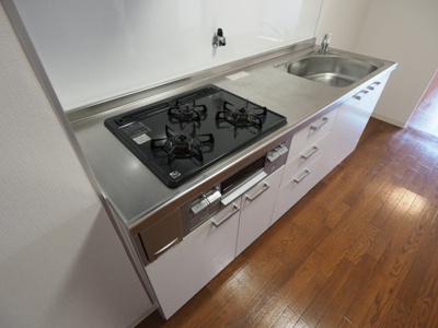 【キッチン】岡本センチュリーマンション