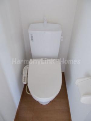 フェリスコスモのトイレ