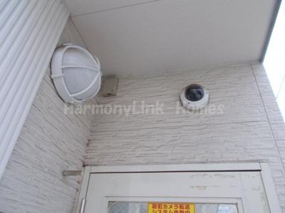 フェリスコスモの監視カメラ