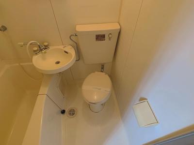 【トイレ】コーポ若山