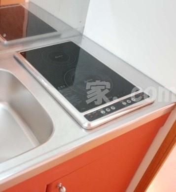 【キッチン】レオパレスハピネスオリーブ(45912-202)