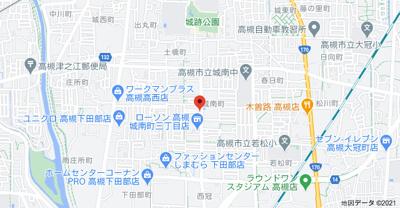 【地図】マンションエスポワール (株)Roots