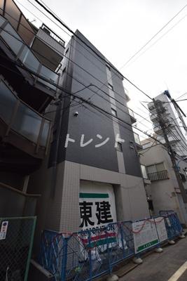 【外観】MK Residence Waseda【エムケイレジデンスワセダ】