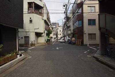 【周辺】MK Residence Waseda【エムケイレジデンスワセダ】