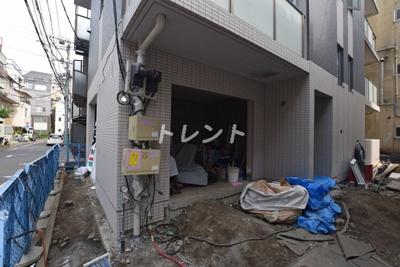 【エントランス】MK Residence Waseda【エムケイレジデンスワセダ】