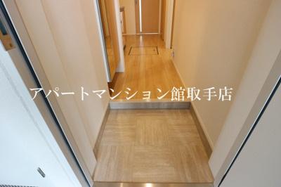 【玄関】メゾンボナールM