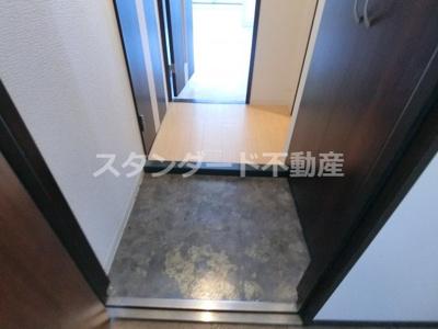 【玄関】プレジオ中津