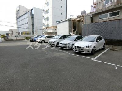 【駐車場】プレジオ中津