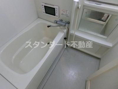 【浴室】プレジオ中津