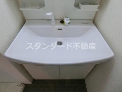 【洗面所】プレジオ中津