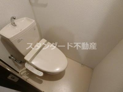 【トイレ】プレジオ中津