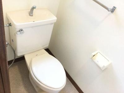 【トイレ】アベニュー六甲篠原