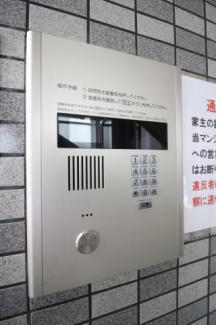 【セキュリティ】パレユート阪急六甲