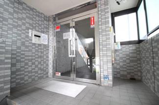 【エントランス】パレユート阪急六甲