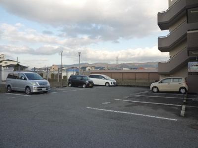 【駐車場】ビスタ緑ヶ丘