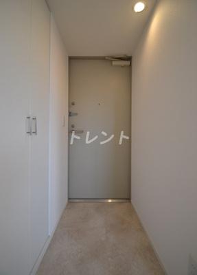 【玄関】プライムアーバン笹塚