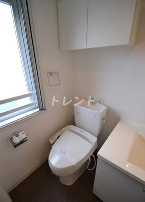 【トイレ】プライムアーバン笹塚