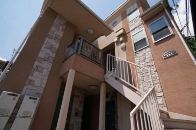 2階建てアパート