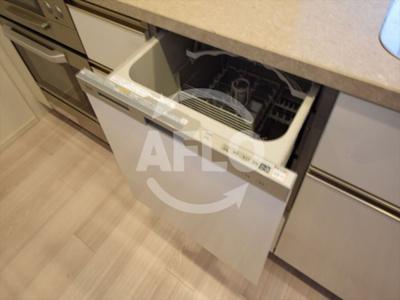 プラウド南堀江 食洗器付きで洗い物も楽々